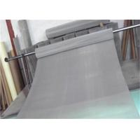 Buy cheap Anti Mosquito Stainless Steel Wire Mesh 100 Micron For Chemical / Petrochemical from wholesalers