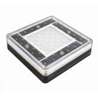 Factory Supplied Super Bright LED Solar Underground Light With CE And ROHS Crtificates