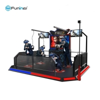 Buy cheap FuninVR New Technology Video Games 360 View Virtual Reality VR Game Kids Free from wholesalers
