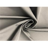 44% P 56% C Coated Polyester Fabric Anti Cracking Twill Outdoor Functional Memory Fabric