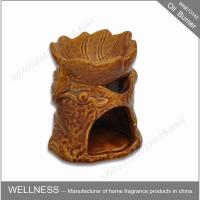 China Exquisite Design Scented Candle Oil Burners , Home Oil Burner Tree Shaped wholesale