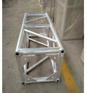 China 400mm Aluminum spigot Truss , exhibition Dj lighting truss with Air Bubble Film wholesale