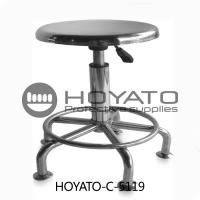 China Firm Durable Stainless Steel Clean Room Furniture Anti Static Chair For School on sale