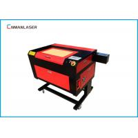 China 220v 50HZ Fast Speed 6090 Cnc Laser Engraving Cutting Machine For Sticker Labels wholesale