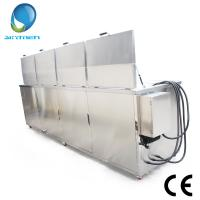 China Ultrasonic / Rinsing / Drying Ultrasonic Cleaning Equipment For Turbochargers on sale