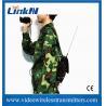 China Wireless HD Video COFDM Transmitter 2-Way Voice Intercom for Police wholesale