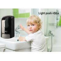 1000ml Wall Mounted Kids Hand Soap Dispenser Refillable For Kindergarten