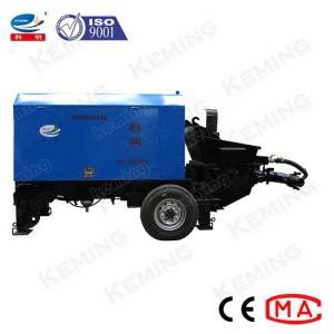 China Wet Shotcrete Concrete Pumping Machine For Subway Engineering wholesale