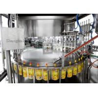 China OEM Full SS304 Spout Pouch Filling Machine For Beverage / FruitJuice wholesale