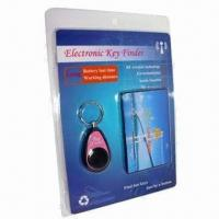 China RFID Electronic Key Finder Keychain with 433.92MHz Frequency wholesale