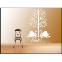 China PVC Moisture Proof Nature Wall Decals , Beige Modern Wall Decals 1m x 1.2m wholesale