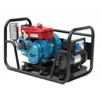 China Agricultural GF192FE Engine Open Diesel Generator 6.0KW Rated Power CE / TUV wholesale