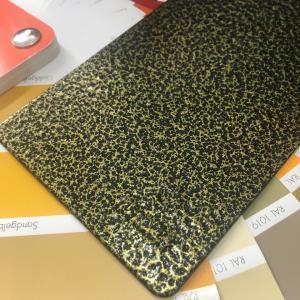 China Art Textured Powder Coat Antique Electrostatic Epoxy Polyester Powder Coating on sale