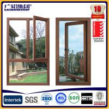 China swing out aluminum window casement windows wholesale