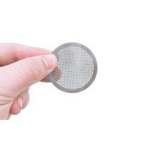China SS304 0.8mm Hole Metal Perforated Sheet , Round Perforated Metal For Coffee Filter wholesale