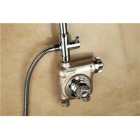 China Anti - Scaling Temperature Control Mixing Valve , Commercial Shower Mixer Valves wholesale