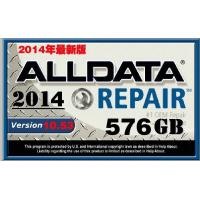 China ALLDATA 10.53 in a usb/movable hard disk automotive diagnostic software wholesale
