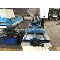 China Galvanized Steel Stud And Track Roll Forming Machine Light Keel Wall Angle Making Machine wholesale