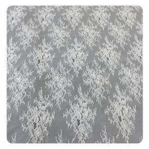 Buy cheap ткани ОЭМ Чантилли ткани шнурка платья свадьбы 150КМ ткань флористической флористическая from wholesalers
