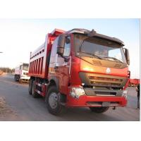 China Sinotruk 6x4 336hp Howo used Dump Truck for Sale wholesale