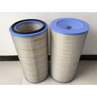 China pleated Air dust filter element for graphite dust collector wholesale