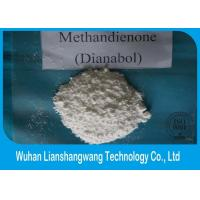 China White 99% Oral Bodybuilding Anabolic Steroids Dianabol / Metandienone for Improving Strength 72-63-9 wholesale