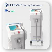 China Diode Laser Hair Removal Instrumments / Hair Removal Diode Laser Therapy Machine wholesale