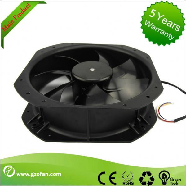Quality 48 fãs axiais similares do VDC Ebm Papst e economia de Energ dos ventiladores com motor da C.C. for sale
