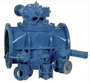 Buy cheap Válvula de tomada lubrificada equilibrada pressão invertida ferro fundido do API from wholesalers