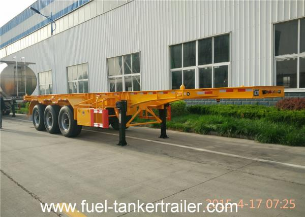 20 \/ 40 Feet Container Chassis Frame \/ Skelet