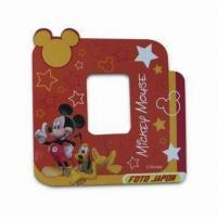 China Rubber Magnetic Photo Frame with PVC Injection Process, Customized Designs Welcomed wholesale