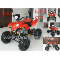 China 200cc Water Cooled ATV / Quad with EEC (YG200E-A8) wholesale