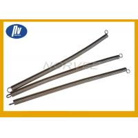 China White Zinc Plateds Helical Torsion Spring Left / Right Coils With Hook wholesale
