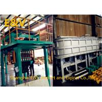 China 17mm 5000t Upward Continuous Casting Machine for bright and long oxygen - free copper rod wholesale