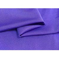 China Eco 152 Cm Polyester Knit Fabric 88 Polyester 12 Spandex For Dress / T-Shit on sale