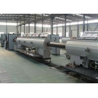 China PE PPR PERT Cool / Hot Water Pipe Production Line With 12 Months Warranty wholesale