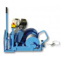 China 12000lb Car Winch similar with Warn winch wholesale