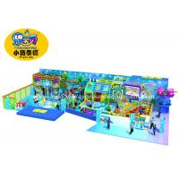 China Professional Commercial Soft Play Equipment / Kids Indoor Playground wholesale
