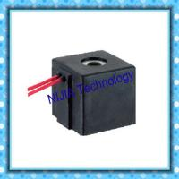 China Waterproof 21W Pneumatic Solenoid Coil for Packing Machine , OD 14.4mm DC24V wholesale