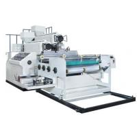 PE Stretch Wrapping Plastic Film Extrusion Machine Two Layers Width 1000mm