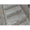 China Transmission Metal Conveyor Belts , Dry Slag Steel Conveyor Belt 5mm Wire Diameter wholesale