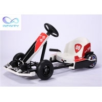 China Bluetooth Children Electric Toy Kart 36V Battery With LED Lights wholesale