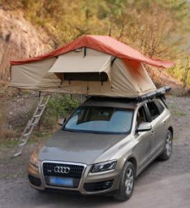 China Outdoor  2-4 Persons Trailer Tent Waterproof Aluminum Poles Car  Tent wholesale