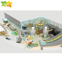 China Professional Commercial Indoor Toddler Playground Amusement Park Equipment Sets wholesale
