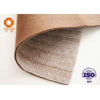 China Polyester Needle Punched Felt With Sheet / Roll High Strength Tear Resistant on sale