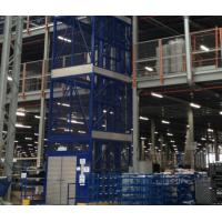 China 2800kg Warehouse electric guide rail lift with 3-6m/min Lift speed wholesale