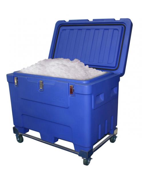 Как сделать контейнер для сухого льда своими руками