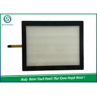 China Flat TP 5 Wire Resistive Touch Panel / Touch Screen With Resistive Technology wholesale