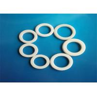 China Industrial Wear Resistance 99% Al2o3 Alumina Ceramic Seal Rings High Performance wholesale