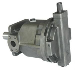 China Barra volumétrica del cc 315 de la pompa hydráulica 80 de la bomba de pistón sola wholesale